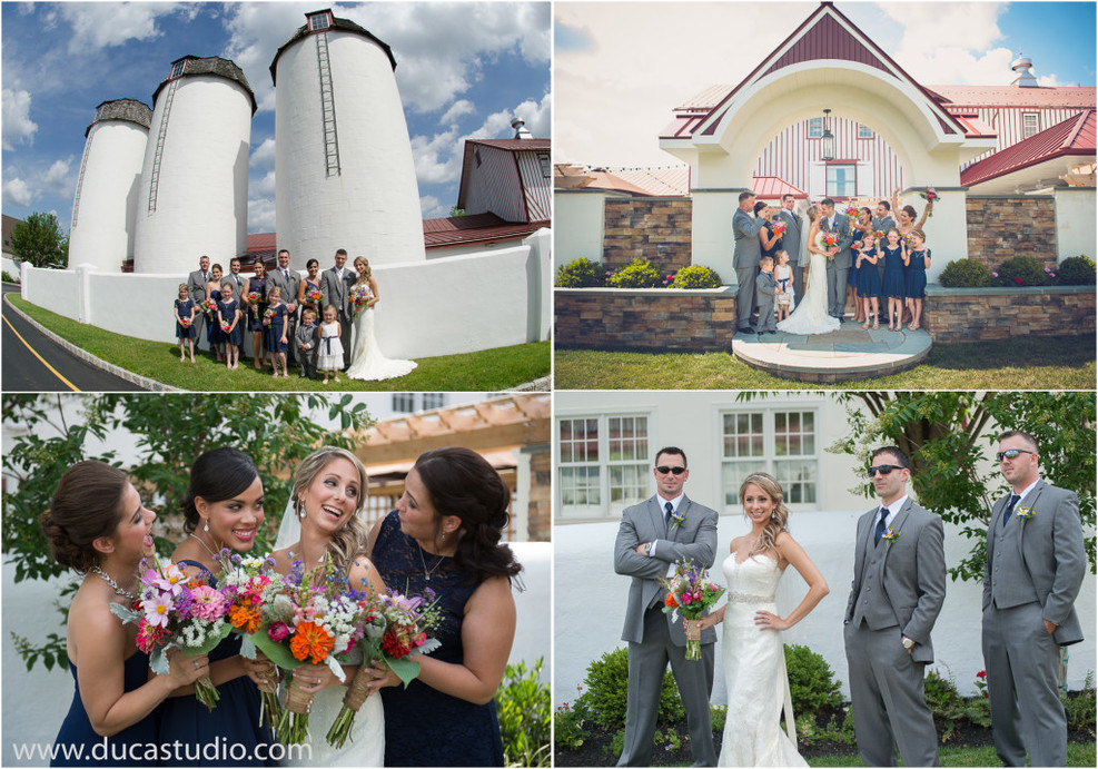 amanda michael normandy farm wedding duca studio photography