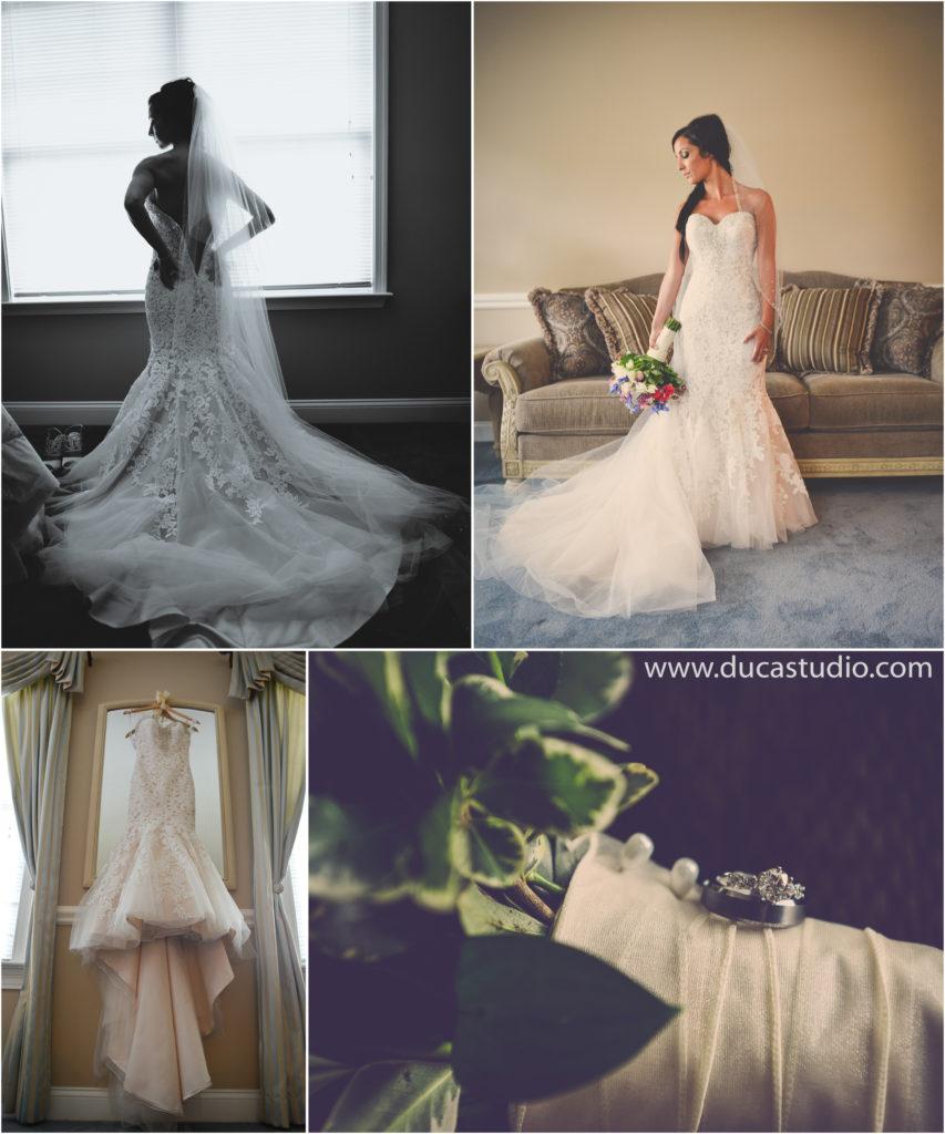 ATRIUM AT CURTIS CENTER WEDDING BRIDE