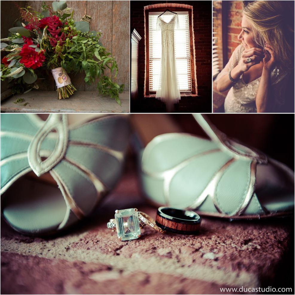 CORK FACTORY WEDDING