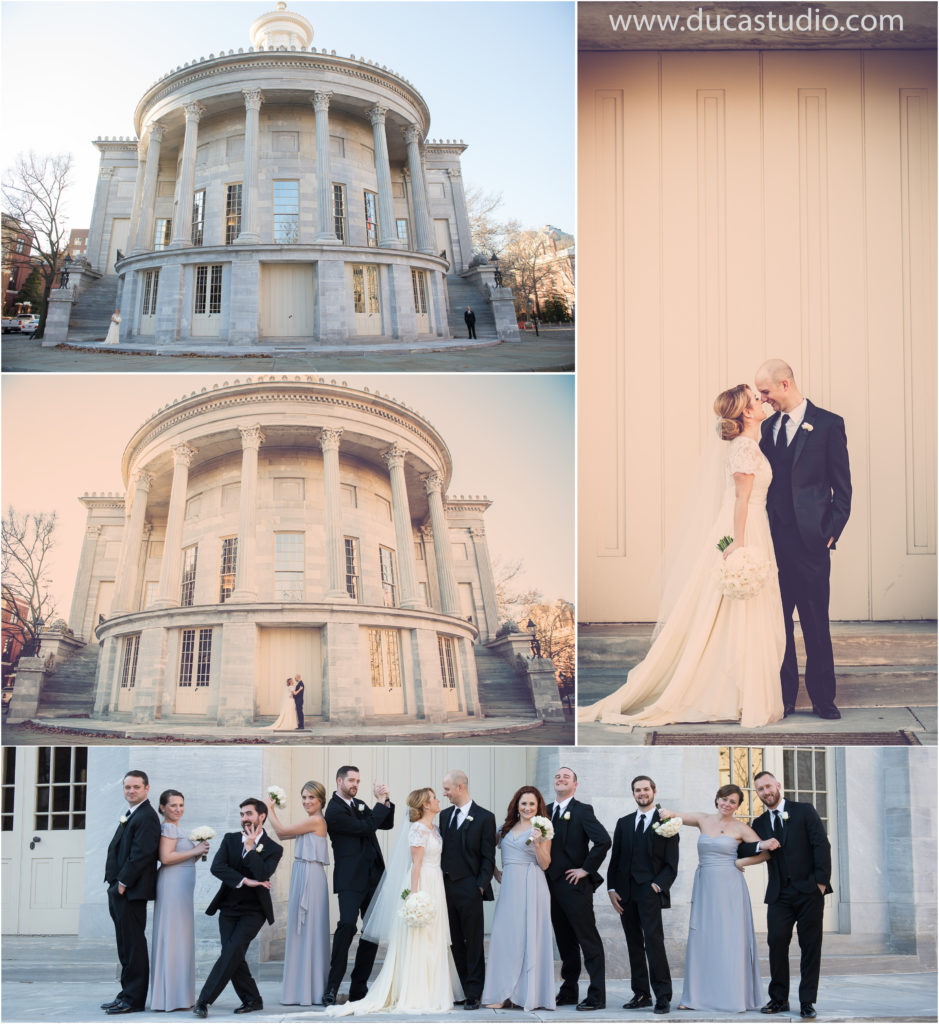 CENTER CITY PHILADELPHIA WEDDING PHOTOGRAPHY