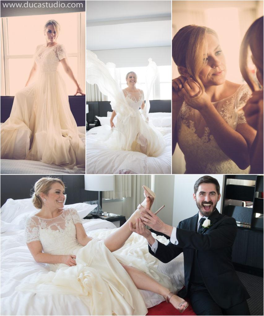 LOEWS HOTEL PHILADELPHIA WEDDING PHOTOGRAPHY