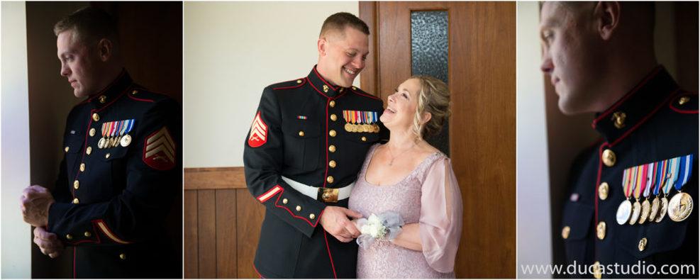 THE MERION WEDDING GROOM PHOTOS