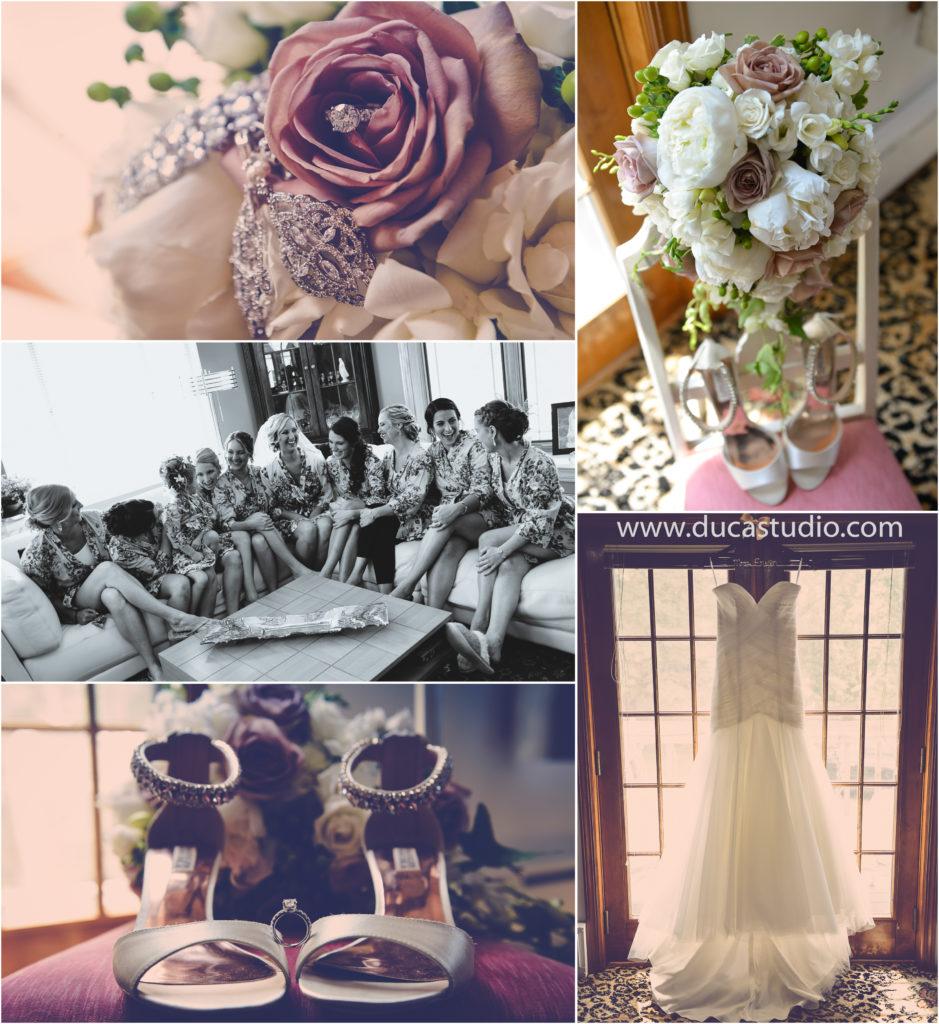 NORMANDY FARM WEDDING BRIDE